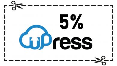 קופון uPress